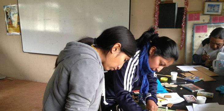 2do Taller Otavalo